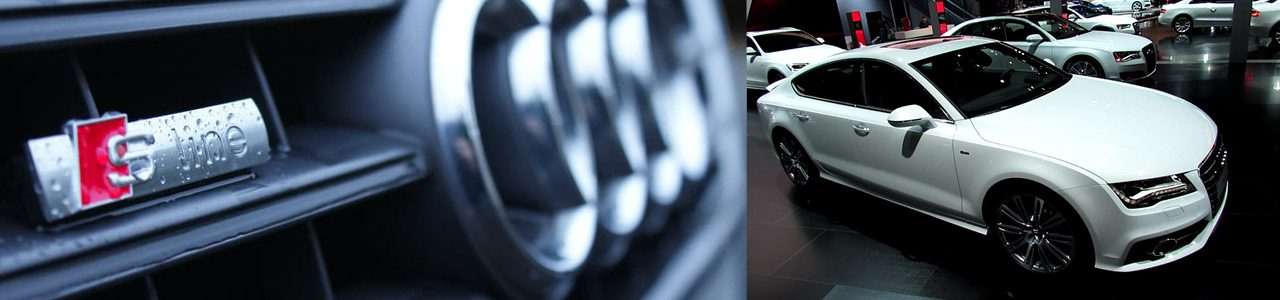 History of Audi's